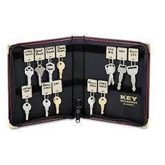 SteelMaster® Portable Zippered Key Case Thumbnail