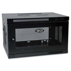 Tripp Lite SmartRack Low-Profile Switch-Depth Wall-Mount Rack Enclosure Cabinet Thumbnail
