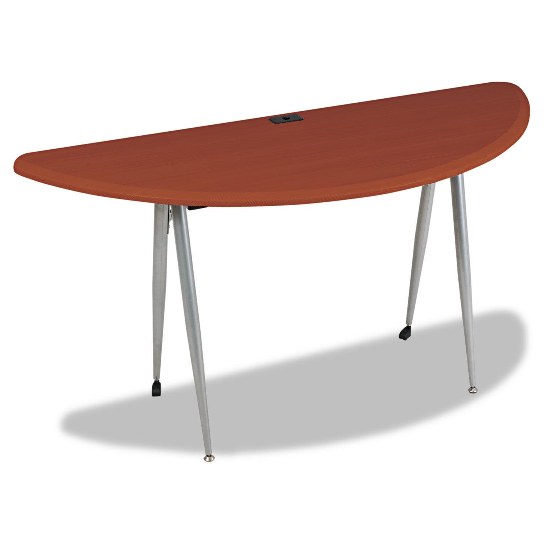 Picture of: Iflex Series Half Round Table By Balt Blt90004 Ontimesupplies Com