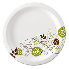 Dixie® Pathways® Soak-Proof Shield® Mediumweight Paper Plates Thumbnail