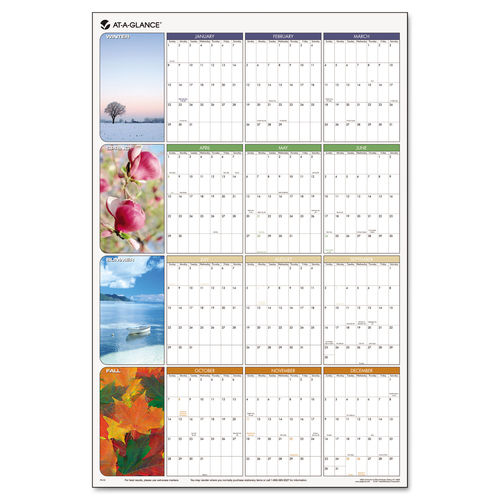 Get a gorgeous waterfall calendar at OnTimeSupplies.com.