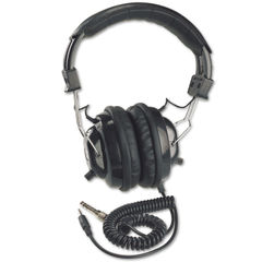 AmpliVox® Deluxe Stereo Headphones with Mono Volume Control Thumbnail