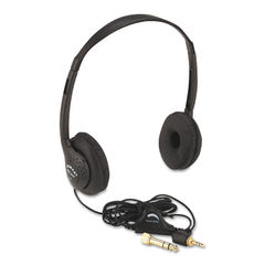 AmpliVox® Personal Multimedia Stereo Headphones with Volume Control Thumbnail