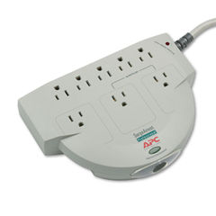 APC® Eight-Outlet Professional SurgeArrest Surge Protector Thumbnail