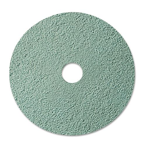 Burnish Floor Pad 3100 20 Diameter Aqua 5 Carton