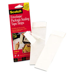 Scotch® Envelope/Package Sealing Tape Strips Thumbnail