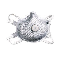 Moldex® N99 Premium Adjustable-Strap Single-Use Particulate Respirator Thumbnail
