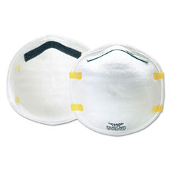 Gerson® Cup-Style Particulate Respirator, N95 Thumbnail