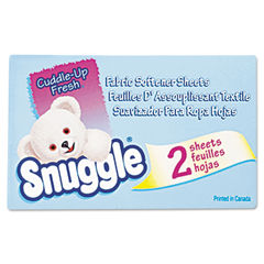 Snuggle® Vending-Design Fabric Softener Sheets Thumbnail