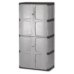 Rubbermaid® Double-Door Storage Cabinet Thumbnail