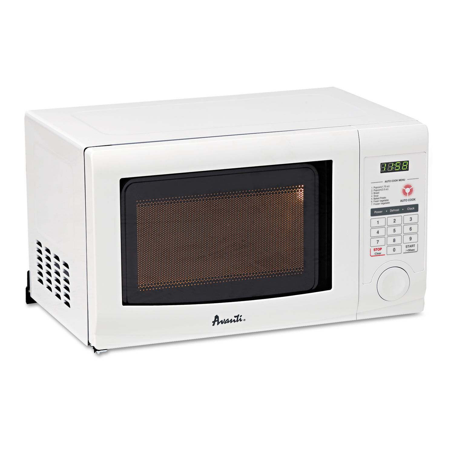0 7 Cubic Foot Capacity Microwave Oven By Avanti