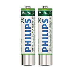 Philips® Rechargeable NiMH Batteries Thumbnail