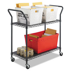 Safco® Wire Utility Cart Thumbnail