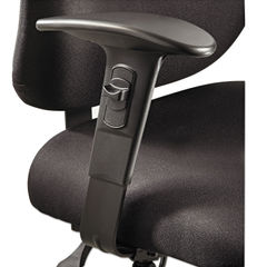 Safco® Optional T-Pad Adjustable Arms for Safco® Alday™ 24/7 Task Chair Thumbnail