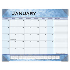 AT-A-GLANCE® Slate Blue Desk Pad Thumbnail