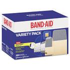 BAND-AID® Sheer/Wet Flex Adhesive Bandages