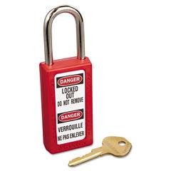 Master Lock® Lightweight Zenex™ Safety Lockout Padlock Thumbnail