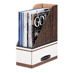 Bankers Box® Magazine File Thumbnail