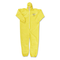 DuPont® Tychem® QC Coveralls with Attached Hood Thumbnail