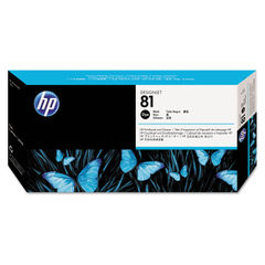 HP C4950A-C4955A Printhead and Cleaner Thumbnail