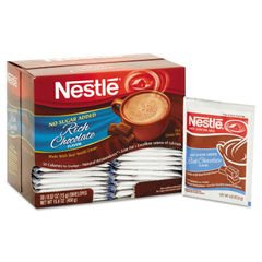 Nestle® No-Sugar-Added Hot Cocoa Mix Envelopes Thumbnail