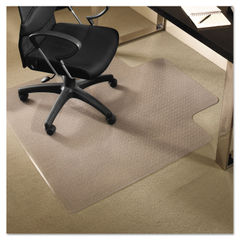 ES Robbins® EverLife® All Day Support Chair Mat For Medium Pile Carpet Thumbnail