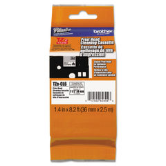 Brother P-Touch® TZe Series Tape Electronic Labeling System Cleaning Cartridge Thumbnail