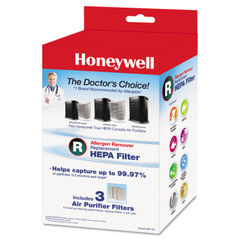 Honeywell Allergen Remover Replacement HEPA Filters Thumbnail