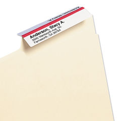 Smead® Viewables® Hanging Folder Tabs and Labels Thumbnail