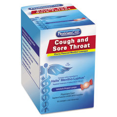 PhysiciansCare® Cough and Sore Throat Lozenges Thumbnail