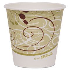 Dart® Single-Sided Poly Paper Hot Cups in Symphony™ Design Thumbnail