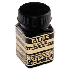 Bates® Numbering Machine Ink Thumbnail