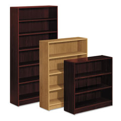 HON® 1870 Series Laminate Bookcase with Square Edge Thumbnail
