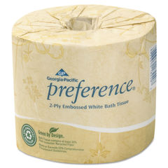 Georgia Pacific® Professional preference® Bathroom Tissue Thumbnail