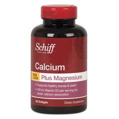 Schiff® Calcium Plus Magnesium with Vitamin D3 Softgel Thumbnail