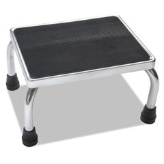 Medline Chrome Foot Stool Thumbnail