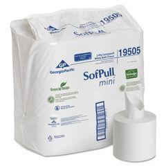 Georgia Pacific® Professional SofPull® Mini Centerpull Bath Tissue Thumbnail