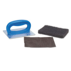 Scotch-Brite™ PROFESSIONAL Griddle Pad Holder Kit Thumbnail