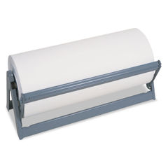 Bulman® All-In-One Paper Roll Dispenser & Cutter Thumbnail
