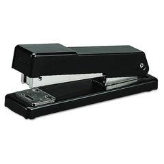 SWI78911 - Compact Desk Stapler, 20-Sheet Capacity, Black