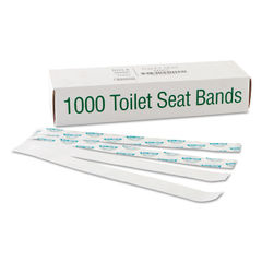 Bagcraft Sani/Shield Toilet Seat Bands Thumbnail