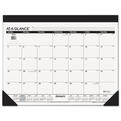 AT-A-GLANCE® Monthly Refillable Desk Pad Thumbnail