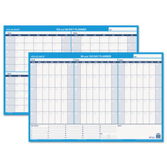 AT-A-GLANCE® 90/120-Day Undated Horizontal Erasable Wall Planner Thumbnail