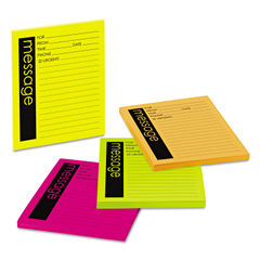Post-it® Notes Super Sticky Self-Stick Message Pad Thumbnail