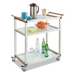 Safco® Large Refreshment Cart Thumbnail
