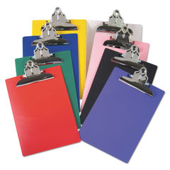 Saunders Recycled Plastic Clipboard with Ruler Edge Thumbnail
