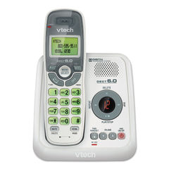 Vtech® CS6124 Cordless Answering System Thumbnail