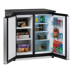 Avanti 5.5 Cu. Ft. Side by Side Refrigerator/Freezer Thumbnail