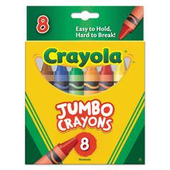 Crayola® Jumbo Crayola® Crayons Thumbnail