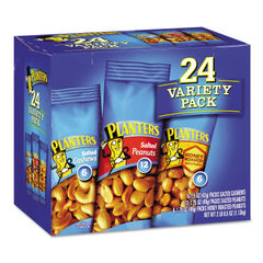 Planters® Variety Pack Peanuts & Cashews Thumbnail